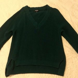XS Express V Neck Sweater